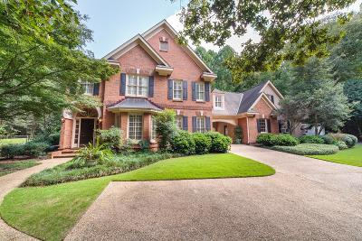 Columbus Single Family Home For Sale: 707 Double Churches Road