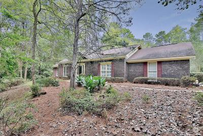 Muscogee County Single Family Home For Sale: 707 Mobley Road