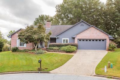 Columbus Single Family Home For Sale: 3 Spaniel Court