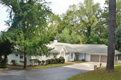Troup County Single Family Home For Sale: 856 Piney Woods Drive