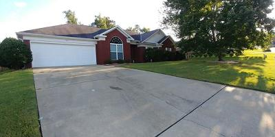 Midland Single Family Home For Sale: 1066 Water Valley Drive