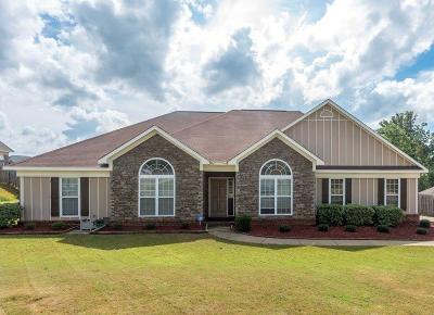 Fortson Single Family Home For Sale: 4691 English Ivy Drive