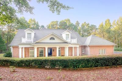 Fortson Single Family Home For Sale: 11531 Whitesville Road