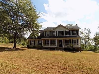 Shiloh Single Family Home For Sale: 209 John Howard