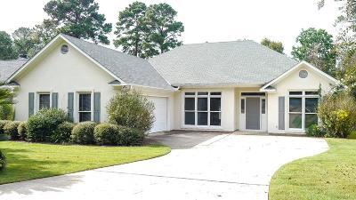 Columbus Single Family Home For Sale: 7729 N Stadium Drive