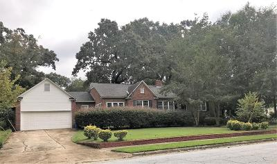 Columbus Single Family Home For Sale: 1646 Wildwood Avenue