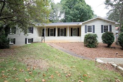 Columbus Single Family Home For Sale: 5443 Stonehaven Drive