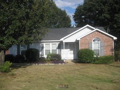 Russell County, Lee County Single Family Home For Sale: 242 Lee Road 2009