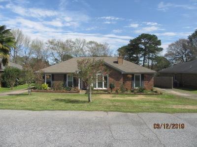 Columbus Single Family Home For Sale: 7610 Lloyd Road