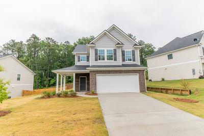 Fortson Single Family Home For Sale: 9766 North Ivy Park Drive