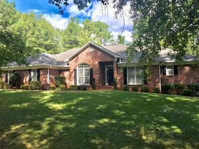 Harris County Single Family Home For Sale: 183 Buckeye Loop South
