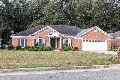 Columbus Single Family Home For Sale: 5381 Westwood Drive