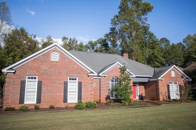 Columbus Single Family Home For Sale: 4850 Turnberry Lane