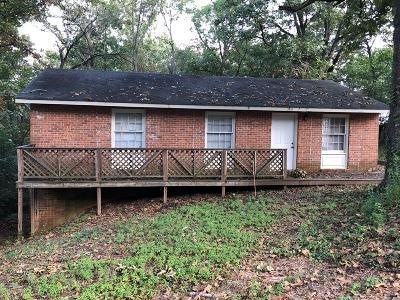Columbus Single Family Home For Sale: 3939 Calhoun Drive