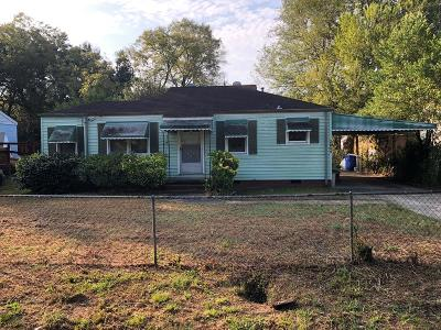 Columbus Single Family Home For Sale: 3044 Wise Street