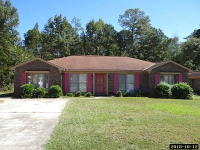 Columbus Single Family Home For Sale: 422 Jefferson Drive