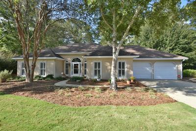 Columbus Single Family Home For Sale: 6844 Copper Oaks Court