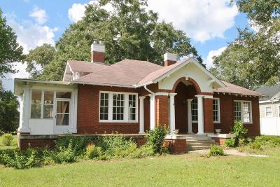 Muscogee County Single Family Home For Sale: 1305 Hilton Avenue