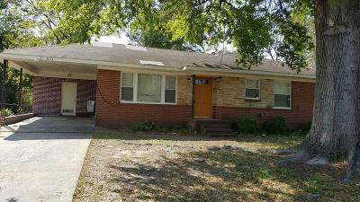 Muscogee County Single Family Home For Sale: 803 Goodson Drive