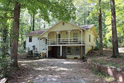 Harris County Single Family Home For Sale: 114 Oak Drive
