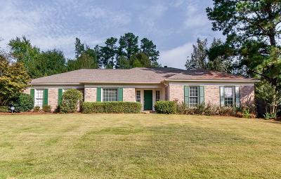 Muscogee County Single Family Home For Sale: 3940 Castlewood Parkway