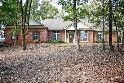 Harris County Single Family Home For Sale: 325 Nates Crossing