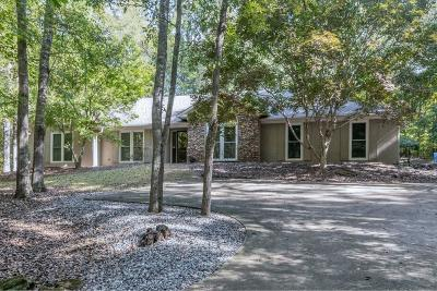 Harris County Single Family Home For Sale: 224 Raccoon Run