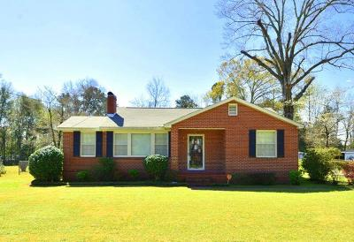 Muscogee County Single Family Home For Sale: 3724 Oak Drive