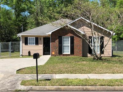 Columbus GA Single Family Home For Sale: $77,000