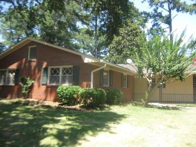 Columbus Single Family Home For Sale: 7404 Ennis Street