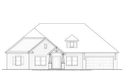 Midland Single Family Home For Sale: 7829 Woodland Ridge Drive