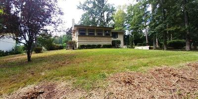 Waverly Hall Single Family Home For Sale: 215 Melody Drive