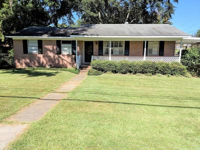 Columbus Single Family Home For Sale: 4215 Weems Road