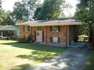 Columbus Single Family Home For Sale: 3246 Apache Drive