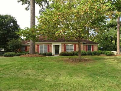 Columbus Single Family Home For Sale: 3412 Windermere