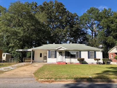 Columbus Single Family Home For Sale: 4133 Swann Street