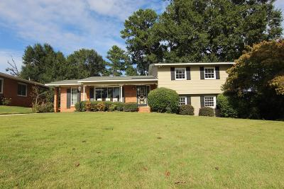Columbus Single Family Home For Sale: 3333 Caravelle Drive