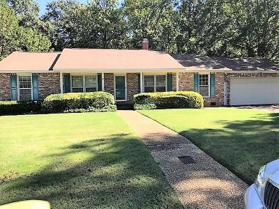 Columbus Single Family Home For Sale: 6316 Ashwood Drive