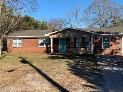 Columbus Single Family Home For Sale: 2128 Sheffield Drive