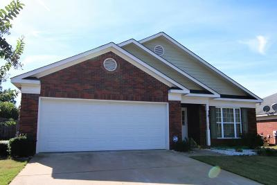 Columbus Single Family Home For Sale: 8079 Santee Court