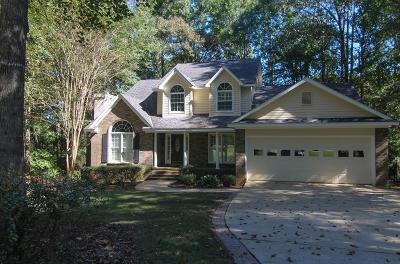 Fortson Single Family Home For Sale: 260 Springlake Drive
