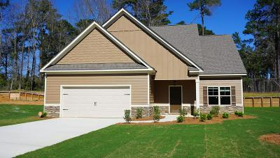 Columbus Single Family Home For Sale: 5053 Pond View Drive #8