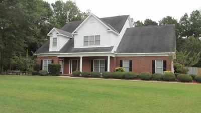 Liberty Hall Single Family Home For Sale: 8566 Liberty Hall Drive