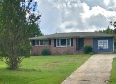 Troup County Single Family Home For Sale: 1731 E East Main Street