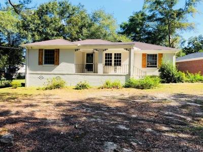 Columbus Single Family Home For Sale: 1549 41st Street