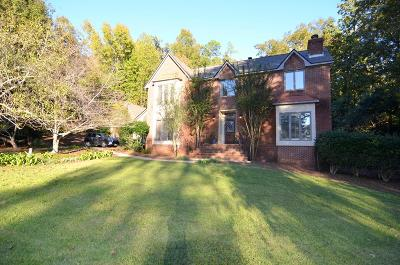 Columbus Single Family Home For Sale: 5908 Roaring Branch Road