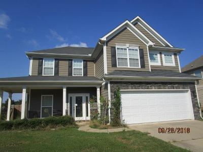 Phenix City Single Family Home For Sale: 24 Trafford Trail