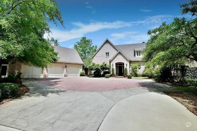 Harris County Single Family Home For Sale: 231 Cascade Road