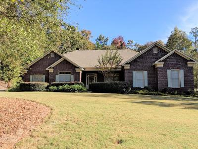 Muscogee County Single Family Home For Sale: 5036 Grandtree Way