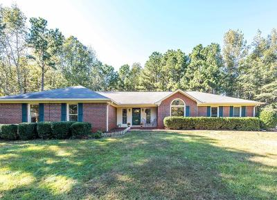 Fortson Single Family Home For Sale: 691 Quail Trail